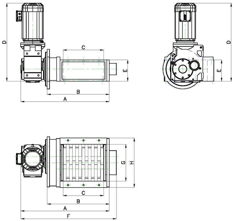 Technical data Crushers for metal swarfs